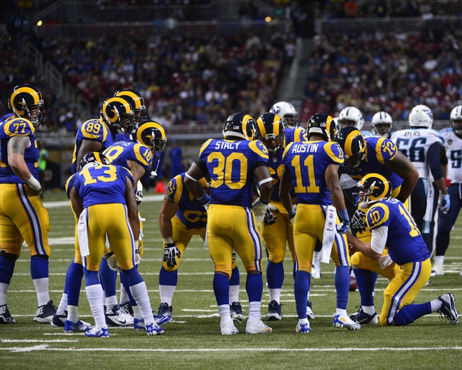 Rams at Titans - 8/23/15 NFL Pick, Odds, and Prediction