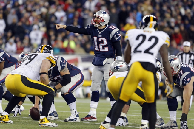 Patriots vs. Steelers - 9/10/15 NFL Pick, Odds, and Prediction