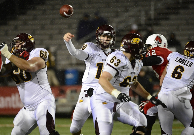 Buffalo Bulls vs. Central Michigan Chippewas Pick-Odds-Prediction - 10/25/14