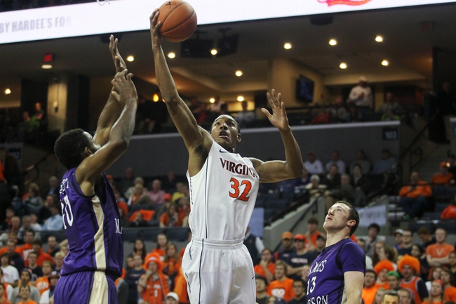 James Madison Dukes vs. Virginia Cavaliers - 11/14/14 College Basketball Pick, Odds, and Prediction
