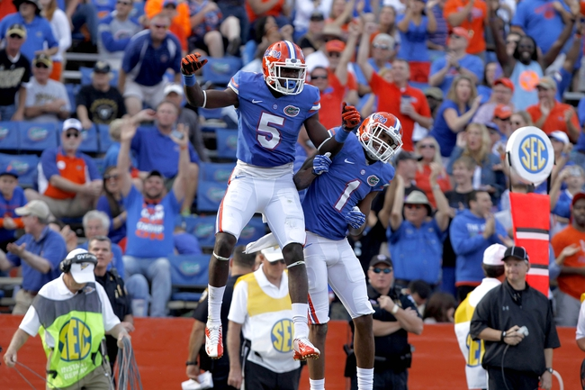 Idaho Vandals vs. Florida Gators Pick-Odds-Prediction - 8/30/14