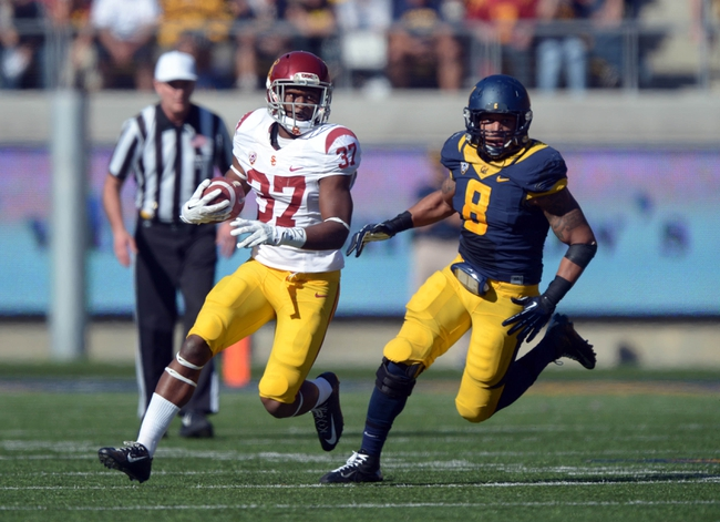 USC vs. Cal - 11/13/14 College Football Pick, Odds, and Prediction