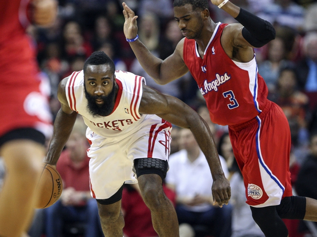Houston Rockets vs. Los Angeles Clippers - 11/28/14 NBA Pick, Odds, and Prediction