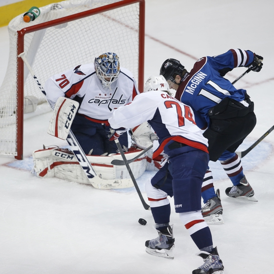 Colorado Avalanche vs. Washington Capitals - 11/20/14 NHL Pick, Odds, and Prediction