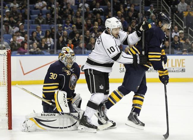 Los Angeles Kings vs. Buffalo Sabres - 10/23/14