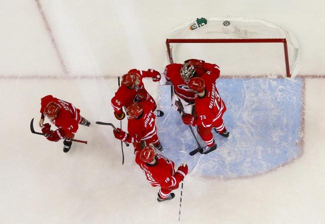 Colorado Avalanche vs. Carolina Hurricanes - 11/22/14 NHL Pick, Odds, and Prediction