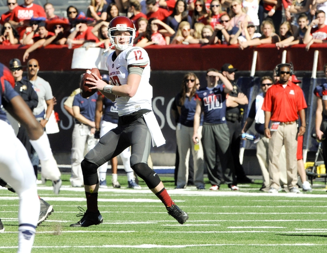 Washington State Cougars vs. Rutgers Scarlet Knights 8/28/14 CFB Pick, Odds, Prediction