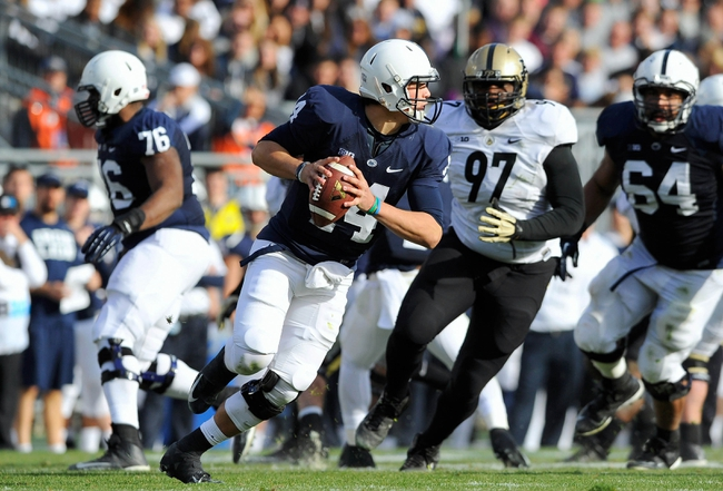 Central Florida Knights vs. Penn State Nittany Lions Pick-Odds-Prediction - 8/30/14