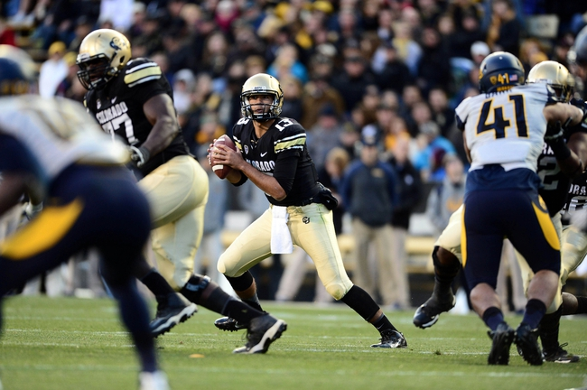 Colorado Buffaloes vs. Arizona State Sun Devils 9/13/14 College Football Pick and Odds
