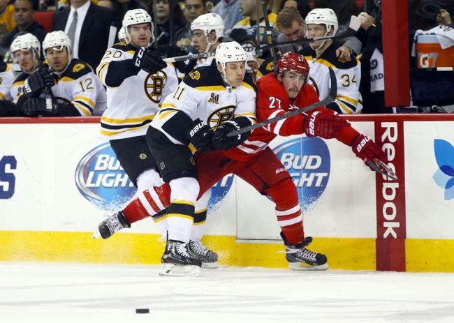 Bruins vs. Hurricanes - 11/15/14 NHL Pick, Odds, and Prediction