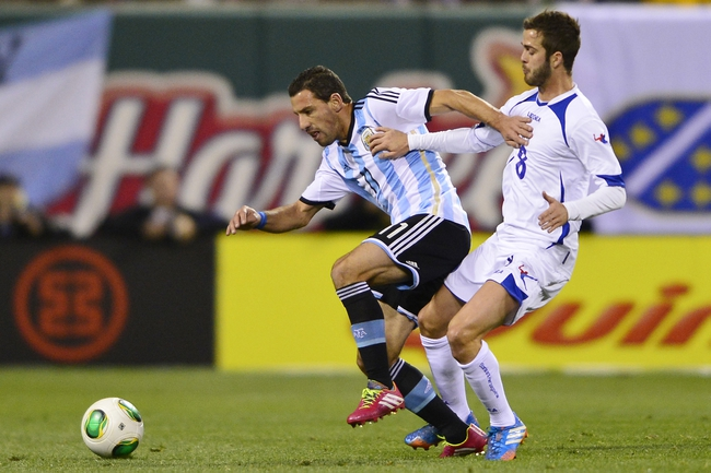 2014 FIFA World Cup: Argentina vs Switzerland Pick, Odds, Prediction - 7/1/14