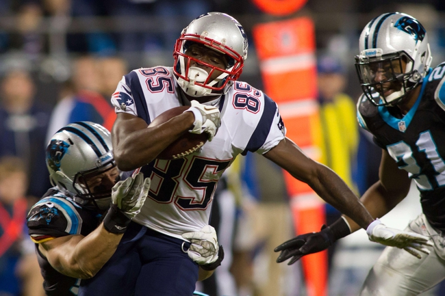 NFL Preseason Week 3 Pick New England Patriots vs. Carolina Panthers - 8/22/14