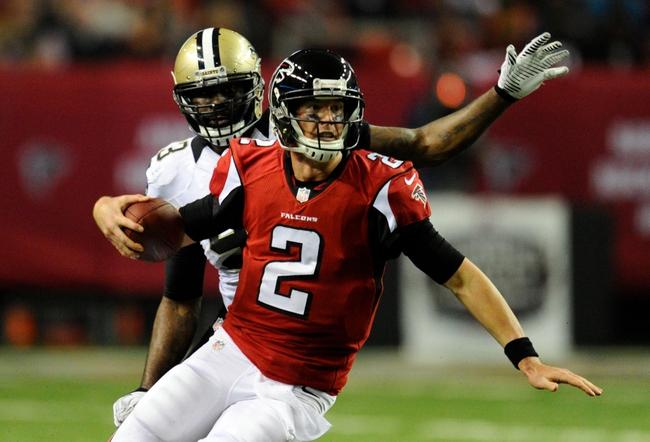 Atlanta Falcons vs. New Orleans Saints Free Pick, Odds, Prediction 9/7/14