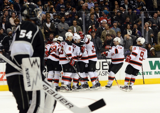 Los Angeles Kings vs. New Jersey Devils - 1/14/15 NHL Pick, Odds, and Prediction