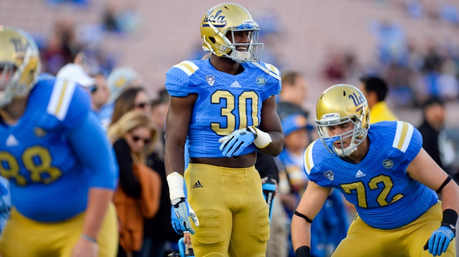 UCLA Bruins at Virginia Cavaliers 8/30/14 Free College Football Pick