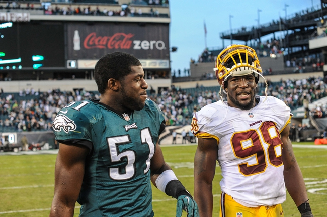 Washington Redskins at Philadelphia Eagles- 9/21/14