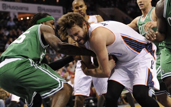 Boston Celtics vs. Charlotte Bobcats - 4/11/14