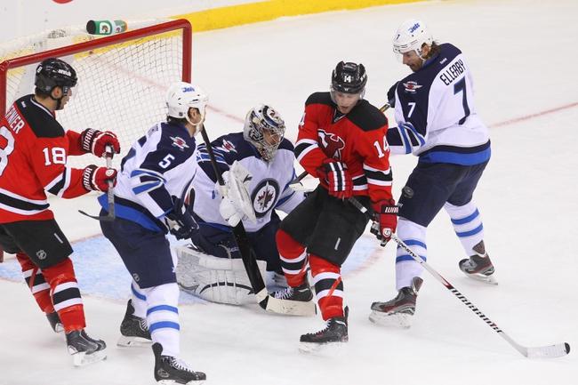 New Jersey Devils vs. Winnipeg Jets - 10/30/14 NHL Pick, Odds, and Prediction