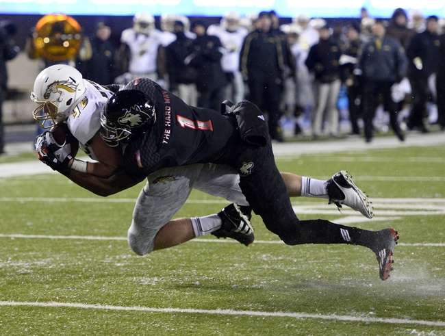 Western Michigan vs. Northern Illinois - 11/28/14 College Football Pick, Odds, and Prediction