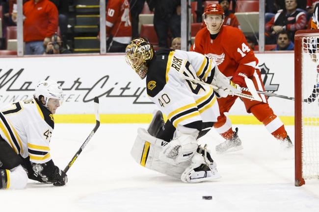 Detroit Red Wings vs. Boston Bruins Pick-Odds-Prediction  - 4/2/14