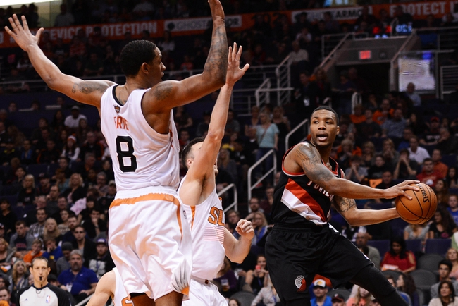 Portland Trail Blazers vs. Phoenix Suns NBA Pick, Odds, Prediction 4/4/14