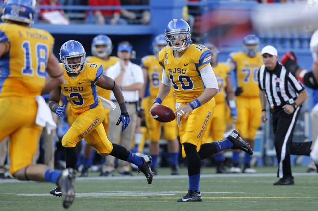College Football Preview: The 2014 San Jose State Spartans