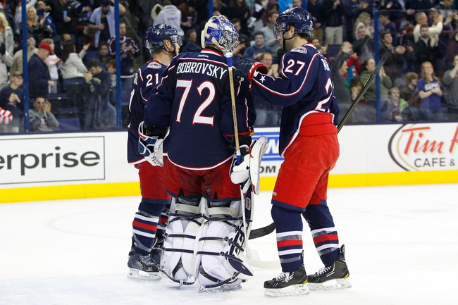Columbus Blue Jackets vs. Edmonton Oilers - 3/13/15 NHL Pick, Odds, and Prediction