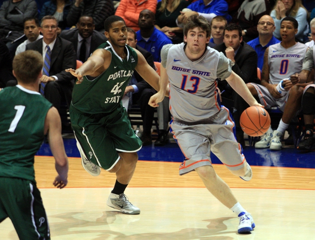 Idaho Vandals vs. Portland State Vikings - 2/12/15 College Basketball Pick, Odds, and Prediction