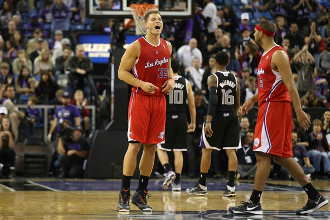 Los Angeles Clippers vs. Sacramento Kings - 4/12/14