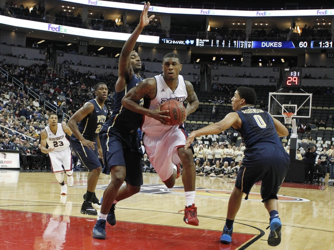 Pittsburgh Panthers vs. Duquesne Dukes - 12/5/14 College Basketball Pick, Odds, and Prediction
