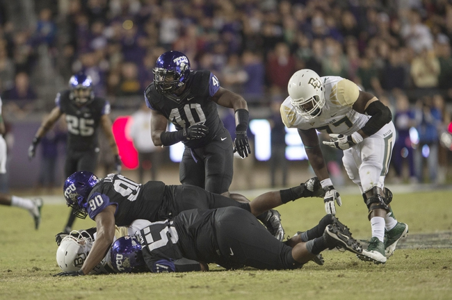 Baylor Bears vs. TCU Horned Frogs - 10/11/14 CFB Pick, Odds, Prediction