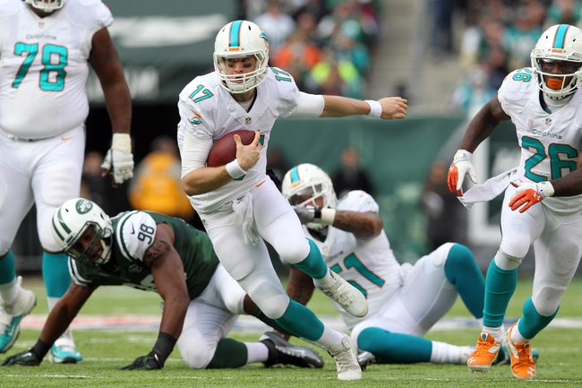 Fantasy Football 2014: Dolphins at Jets 12/1/14 Week 13 Preview