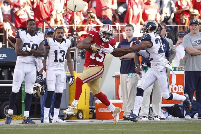 Rams vs. 49ers - 10/13/14 NFL Pick, Odds, Prediction