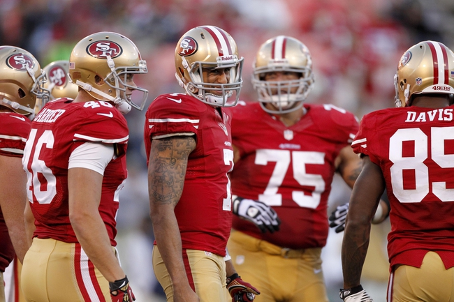 San Francisco 49ers at St. Louis Rams NFL Pick, Odds, Prediction 10/13/14