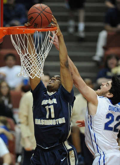 Virginia Cavaliers vs. George Washington Colonials - 11/21/14 College Basketball Pick, Odds, and Prediction