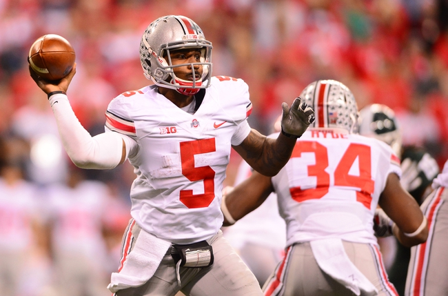 College Football Preview: The 2014 Ohio State Buckeyes