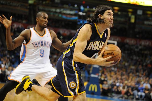 Indiana Pacers vs. Oklahoma City Thunder NBA Pick, Odds, Prediction 4/13/14