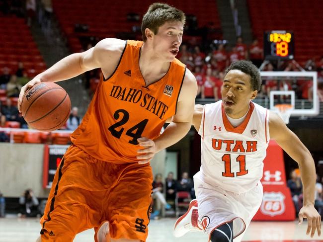 Idaho State vs. Northern Arizona - 2/12/15 College Basketball Pick, Odds, and Prediction
