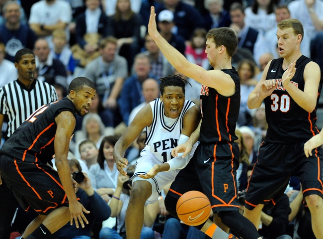 Princeton vs. Rider - 11/14/14 College Basketball Pick, Odds, and Prediction