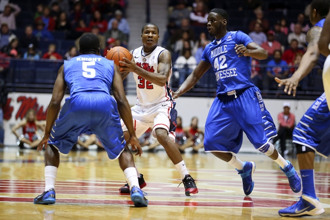 Middle Tennessee vs. Florida International - 1/8/15 College Basketball Pick, Odds, and Prediction