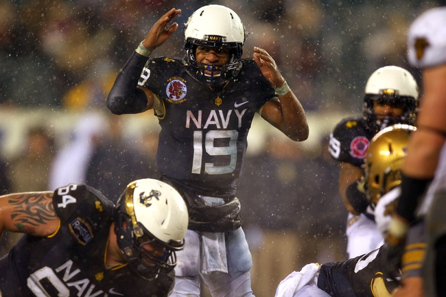 College Football Preview: The 2014 Navy Midshipmen