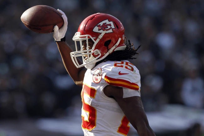 Fantasy Football Draft 2014: Top 10 Running Back (RB) Rankings