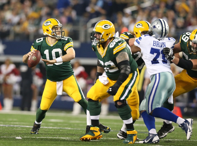 Packers vs. Cowboys - 1/11/15 Divisional Playoffs Pick, Odds, and Prediction