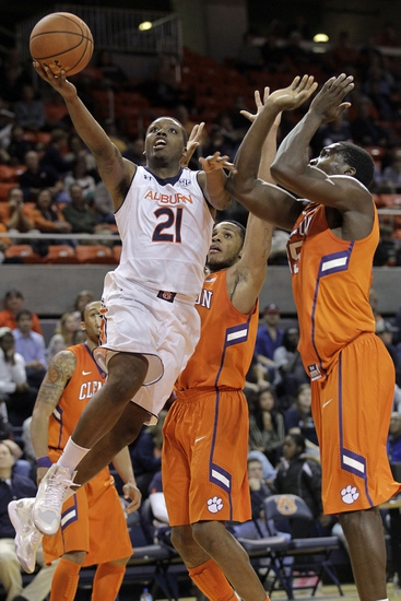 Clemson vs. Auburn - 12/14/14 College Basketball Pick, Odds, and Prediction