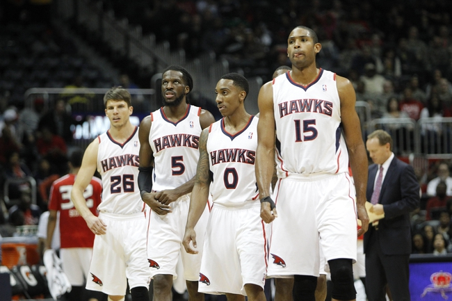Atlanta Hawks vs. Detroit Pistons 10/18/14 NBA Preseason Pick, Odds, and Prediction