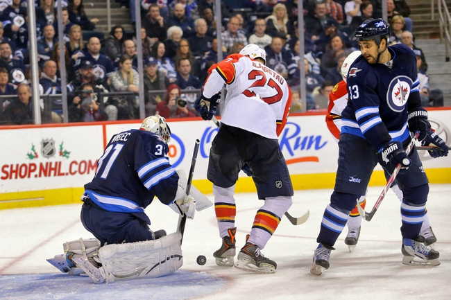Jets vs. Panthers - 1/13/15 NHL Pick, Odds, and Prediction