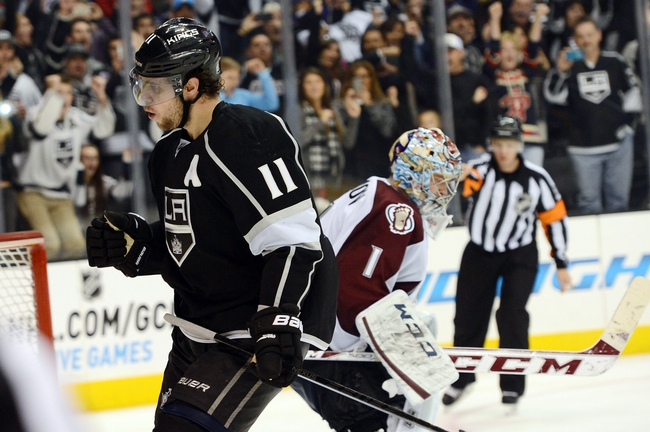 Colorado Avalanche vs. Los Angeles Kings - 2/18/15 NHL Pick, Odds, and Prediction
