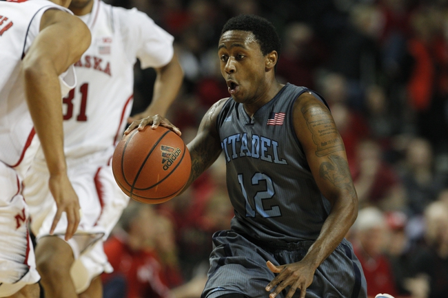The Citadel Bulldogs vs. Chattanooga Moccasins - 12/11/14 College Basketball Pick, Odds, and Prediction