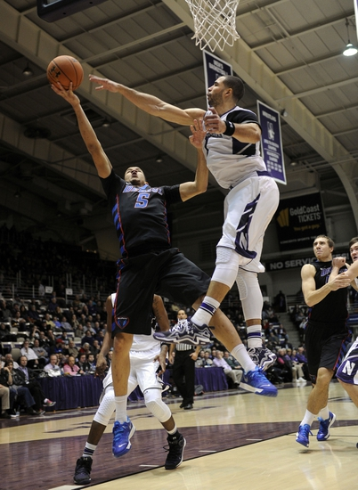 DePaul vs. Northwestern - 12/19/15 College Basketball Pick, Odds, and Prediction