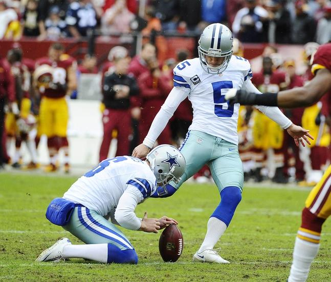 Top Ten Most 50-Yard Plus Kicks of the 2013 Season (By NFL Kicker)